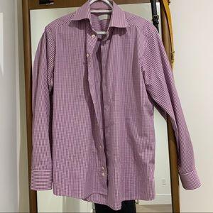 ETON SLIM DRESS SHIRT 39 15.5